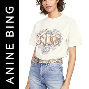 VERY POPULAR GRAPHIC ANNIE BING TEE